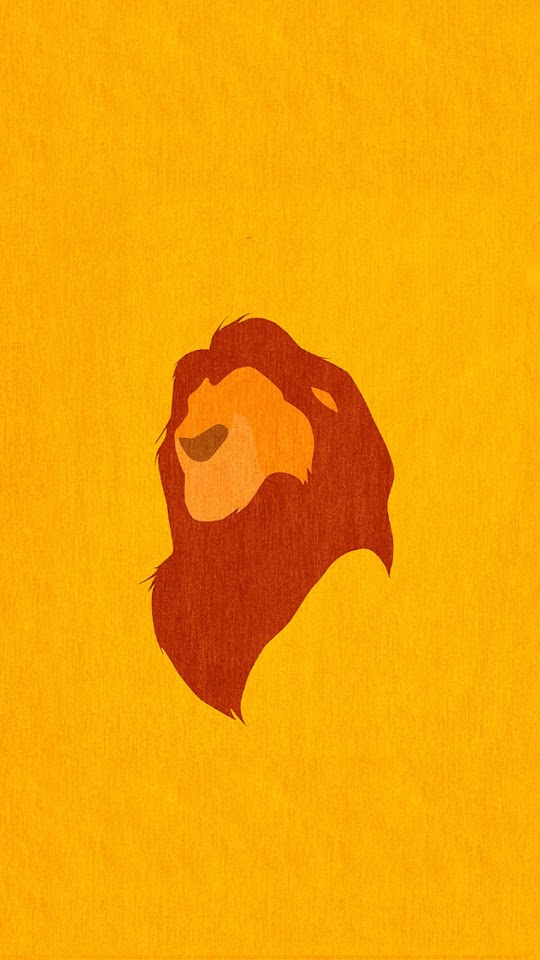 Lion King Texture Illustration  Galaxy Note HD Wallpaper