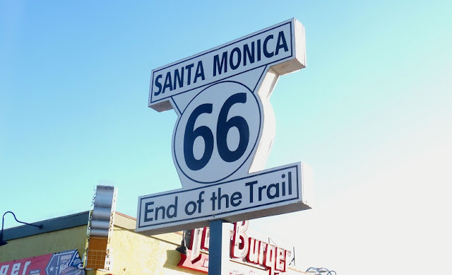 Informações para chegar em Santa Monica na Califórnia