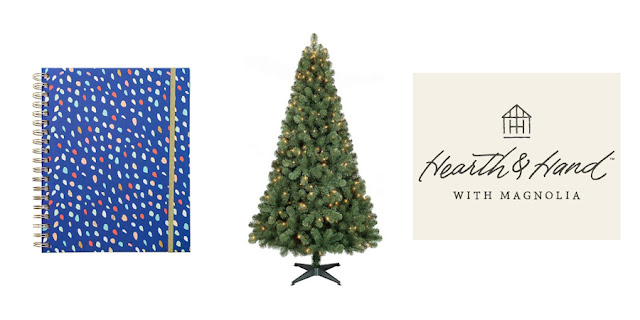 Blog Planner, Christmas Tree, Holiday Decorations, Hearth and Hand Collection Target, College Blogger, Lifestyle Blogger