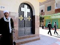Egito prende o acusado de incitar violência religiosa