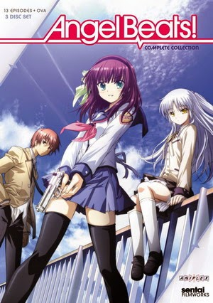 Angel Beats! 13/13 Mega