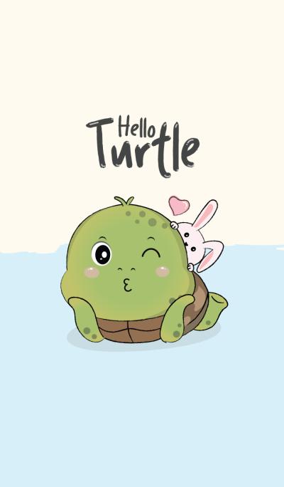 Hello Turtle.