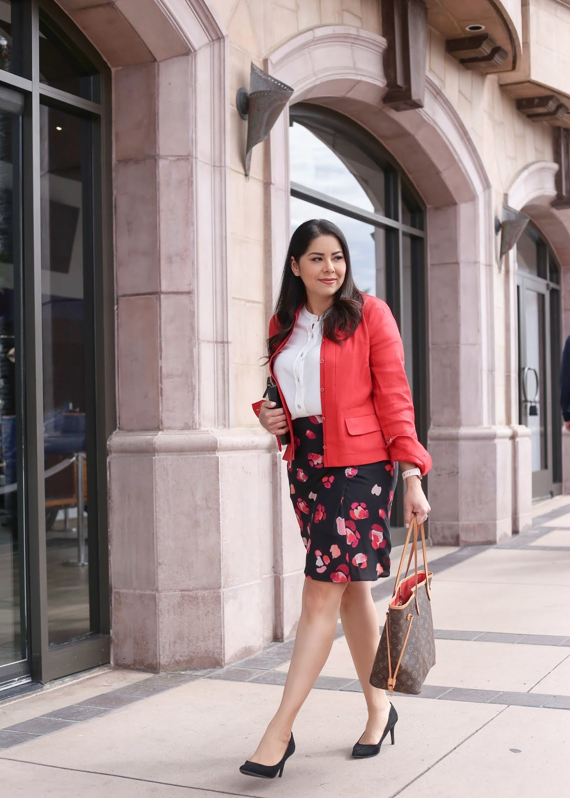 Cabi Spring 2019 Outfit from Work to Play!