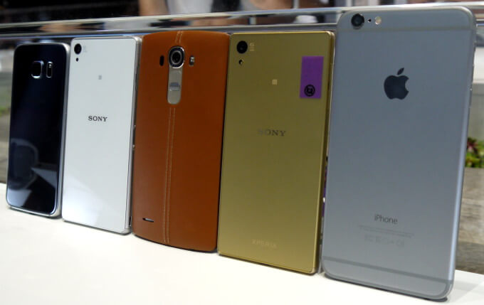 Camera Battle: Sony Xperia Z5 vs Sony Xperia Z3 vs iPhone 6 Plus vs Samsung Galaxy S6 vs LG G4