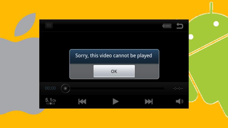 Cara Mengatasi Video Tidak Didukung di Android dan iPhone
