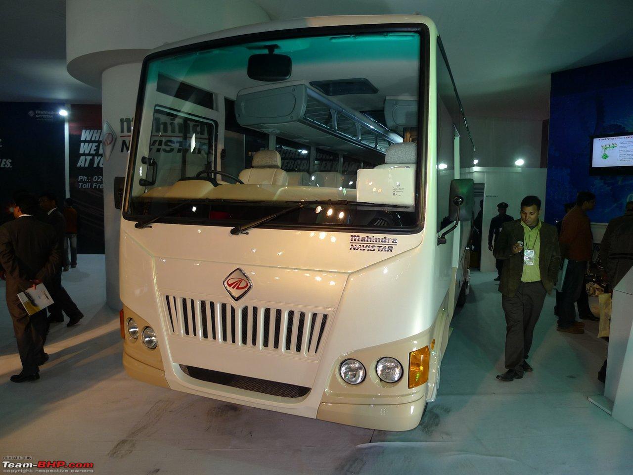 India Mahindra Takes Complete Ownership Of Navistar