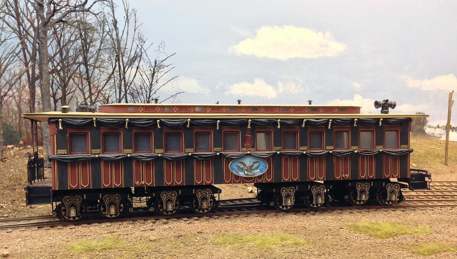 Usmrr Aquia Line And Other Model Railroad Adventures Gauge 1