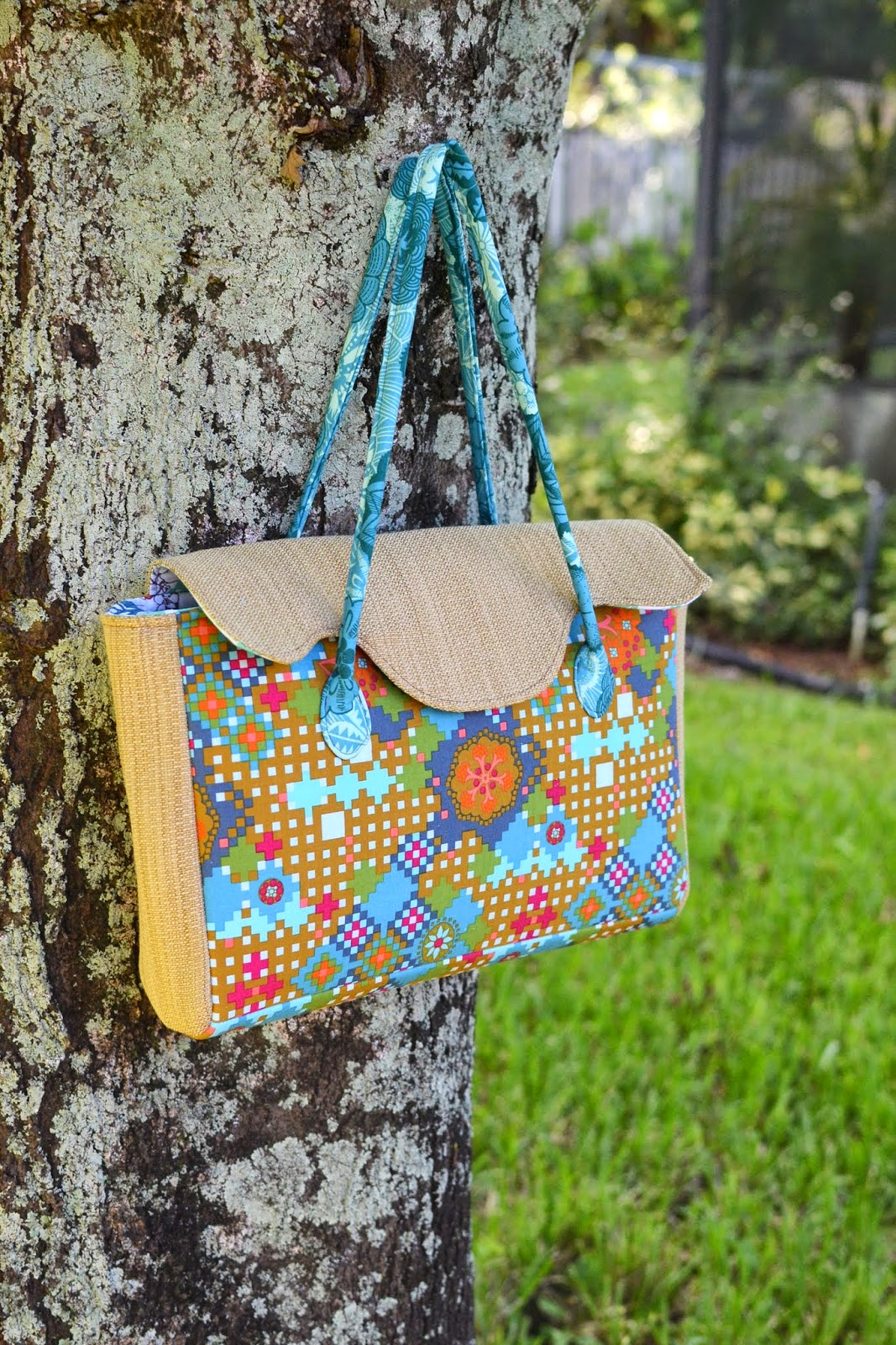 Purse Palooza :: Pattern Review : Just For You - Sew Sweetness