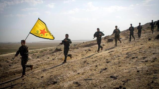 Fuerzas democráticas matan a 1200 terroristas de Daesh en el norte de Siria