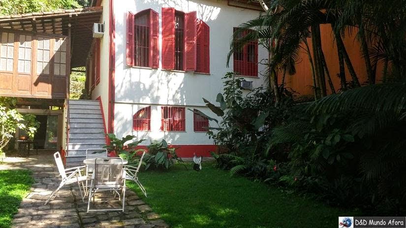 Solar do Cosme Guest House Rio de Janeiro
