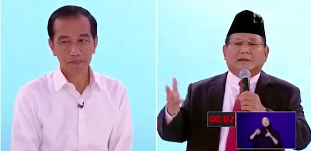 Jokowi Kembali Serang Pribadi Prabowo karena Terdesak