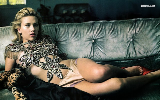 20 Best Scarlett Johansson HD Wallpapers