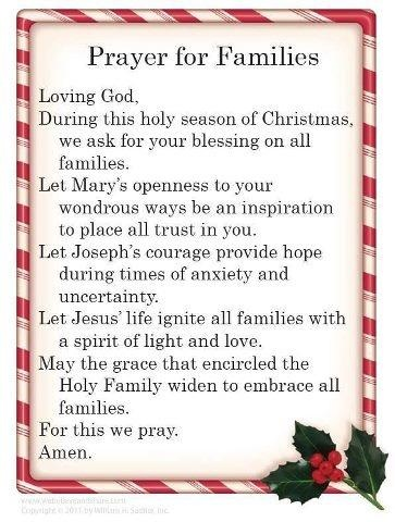 Merry christmas day prayers wishes and images family friends kids christmas day prayers for family and friends altavistaventures Images