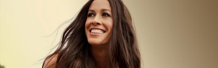 Mulheres na Musica: 5 cantoras que amo - Alanis Morissette