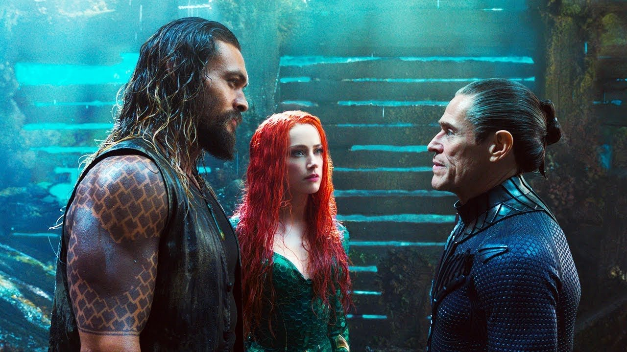 cerbojam: Aquaman | A Redeemed Hero