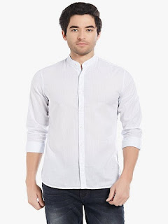 Tata Cliq  Offer Get upto 50% off on Men's Casual Shirts