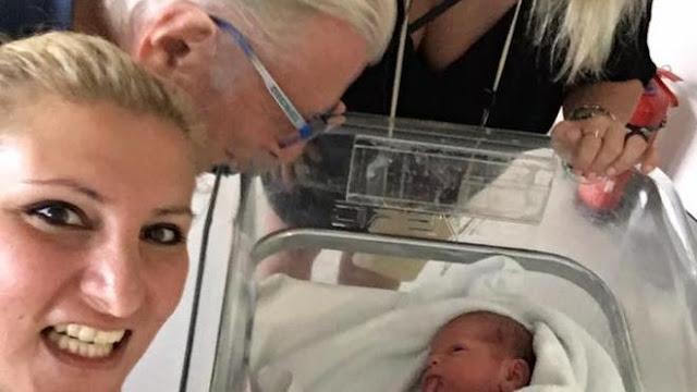 Υπονοούμενα από Θεοδώρα Βουτσά: «Δεν με απασχολεί πώς ήρθε το μωρό…»