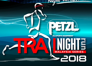Petzl Trail Night Run 2018 - 31 March 2018