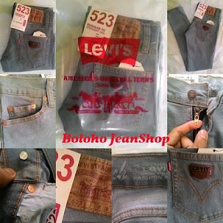 Jual celana jeans slim fit murah Malang