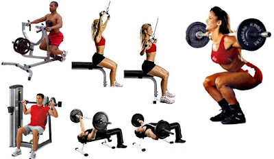 Super Slow Workout entrenamiento pesas