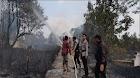Kebakaran di Kawasan Pemakaman Tionghoa, Yayasan Sosial Bakti Sungai Ayak