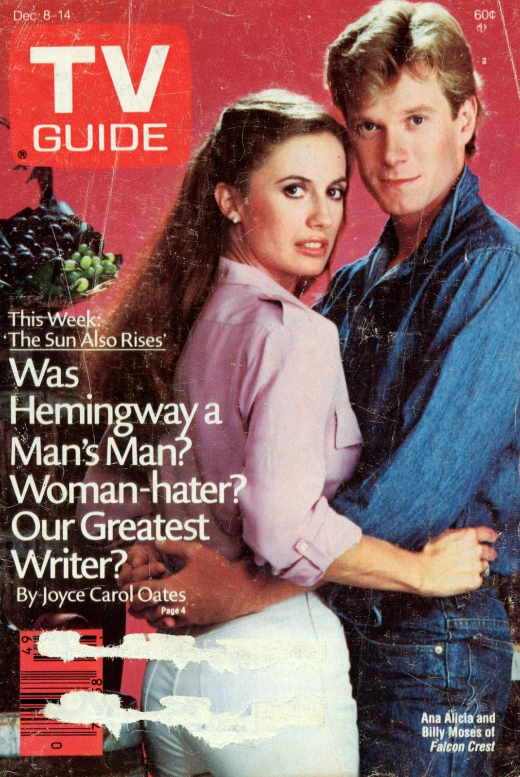 TV Guide Cover-December 8-14, 1984
