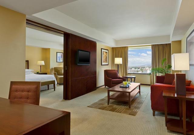 Sheraton Hotel em Mendoza, Argentina