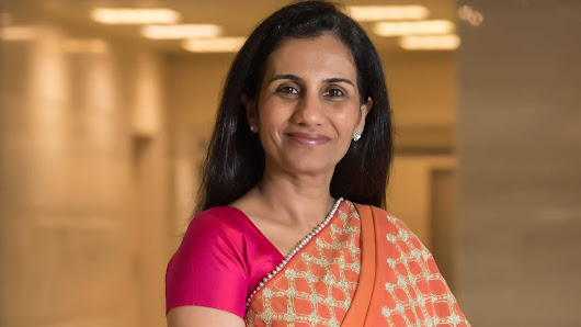The Wisdom of Chanda Kochhar