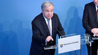 """Secretario general de la ONU: """"La Guerra Fría ha vuelto"""""""