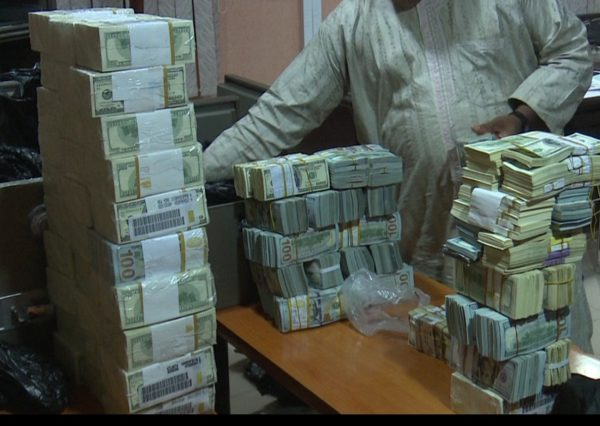 See Breaking Photos of Yakubu $9.8m loot in Kaduna slum