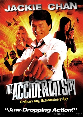 The Accidental Spy 2001 Hindi Dubbed 720p HDRip 900mb