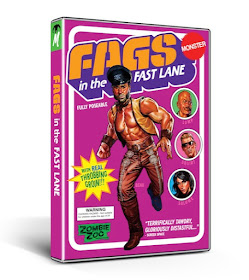 The Movie Sleuth: DVD Releases: Fags in the Fast Lane (2018) - Reviewed