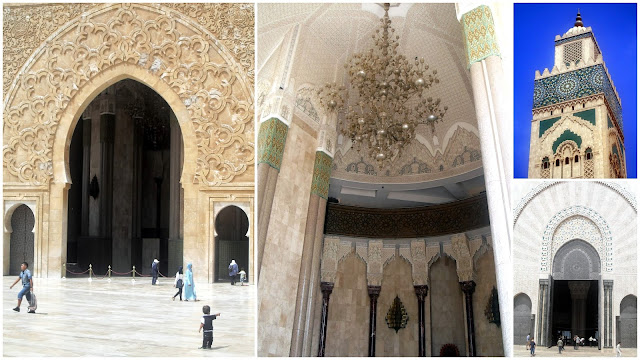 La Gran mezquita Casablanca