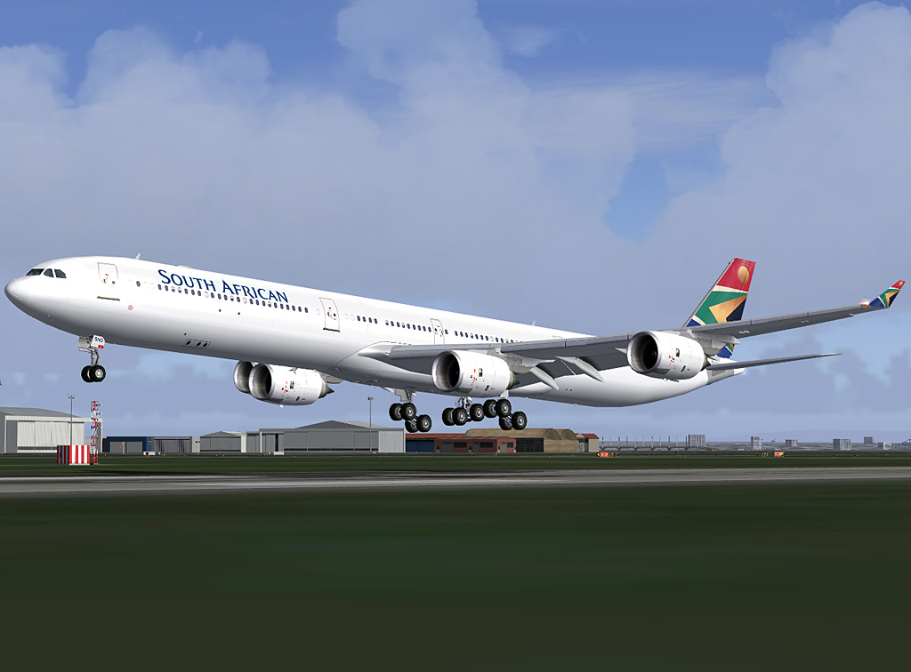 Fsx Cls A340 500 Downloads - dadstrongwind