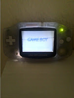 gba backlight LCD retroiluminacion