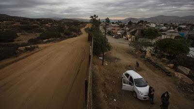 Foi Preso pelo FBI acusado de barrar imigrantes na fronteira dos EUA com México