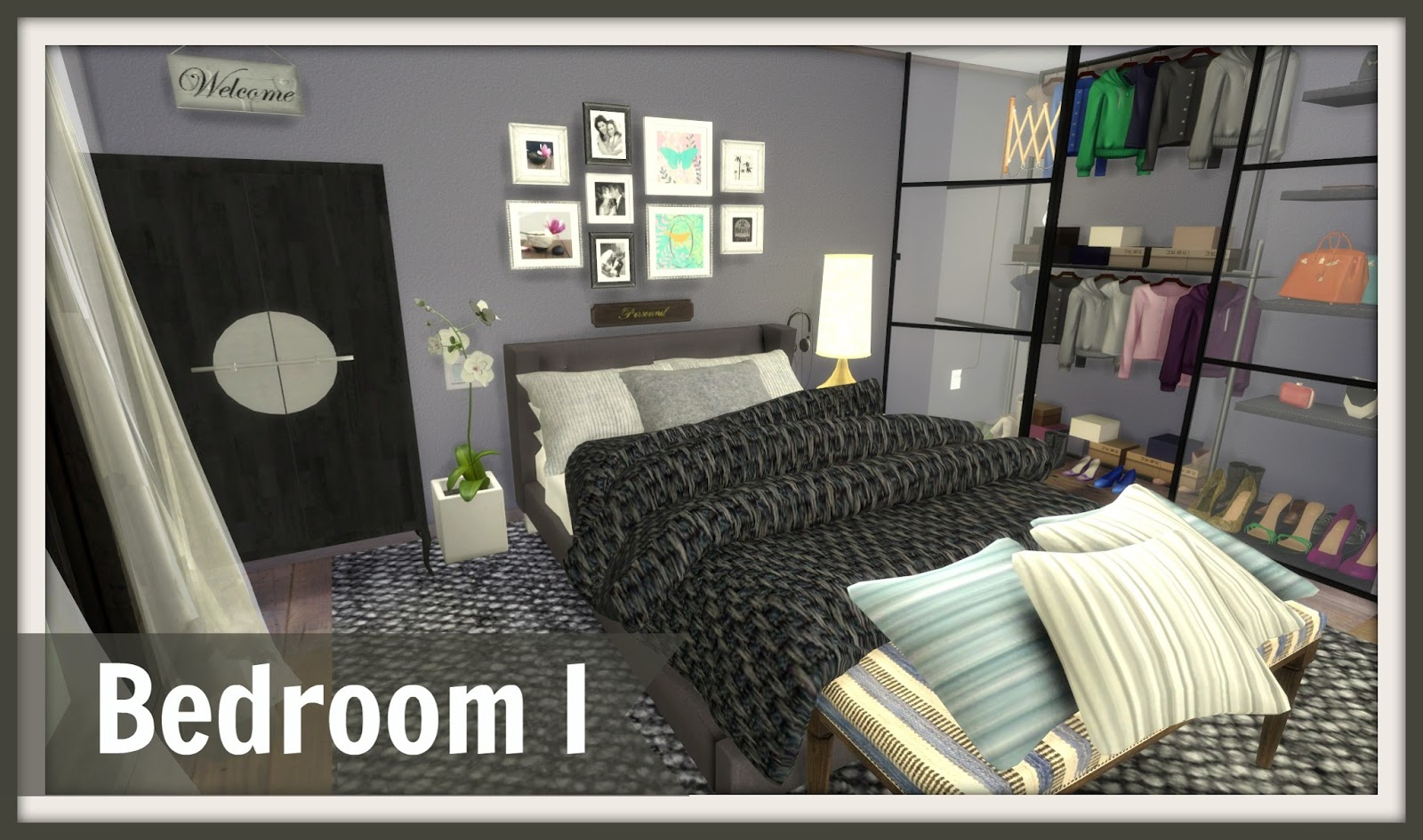 sims 4 how to get a toddler bed on vacation