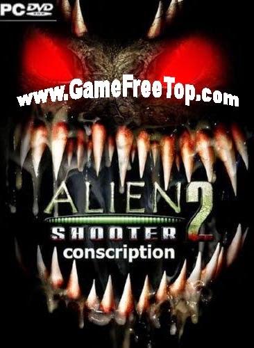 free download alien shooter 2 conscription full version