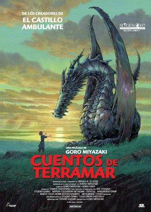 Poster Gedo senki 2006