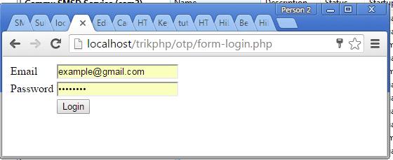 Begini CARA Berga Theme 2 MEMBUAT FITUR OTP DENGAN LAYANAN SMS API
