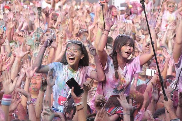 Color Manila Run Year 5