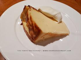 6th Avenue Cheese Cake,The Tokyo Restaurant, japanese restaurant, best japanese restaurant in kuala lumpur,