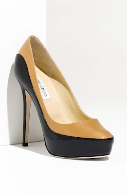 Zapatos de tacon alto modernos