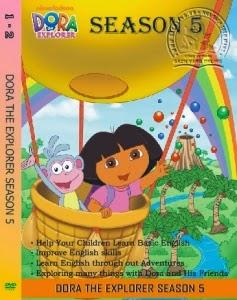 Dora The Explorer Season 5 - Khám Phá Thế Giới Xung Quanh