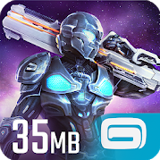 N.O.V.A. Legacy Mod Apk Unlimited Money Free for android
