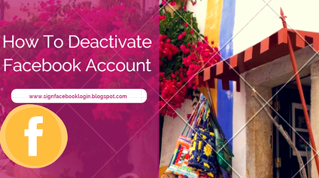 Deactivate My Fb Account