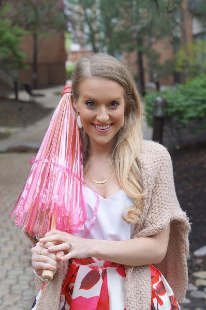 brelli pink umbrella