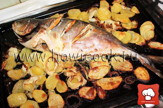 рецепт как приготовить тунца