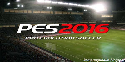 Download Game PES 2016 Apk + Data For Android