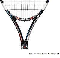 Babolat Pure Drive Roddick GT  review
